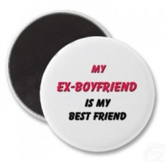 Reasons why you shouldn't stay friends with your ex.