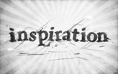 5 ways to get your inspiration.